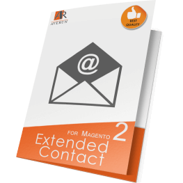 Extended Contact extension for Magento 2