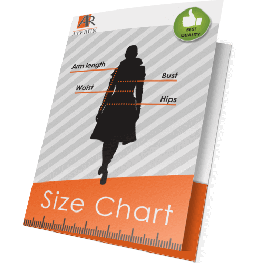 Size Chart extension for Magento