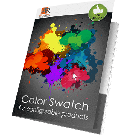 Magento extension Color Swatch for Configurable Products