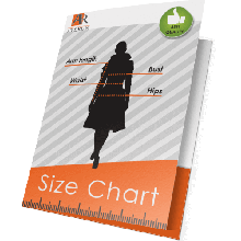 Magento Size Chart