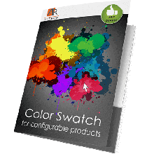 Color Swatch for Configurable Products
